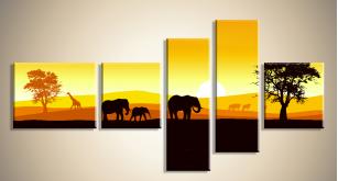 Модульные Африка 3