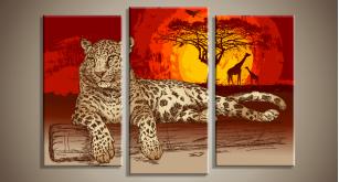 Модульные Африка 4