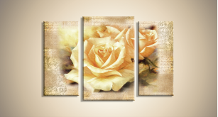 Модульные Цветы 10