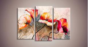Модульные Цветы 11