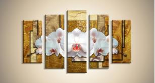 Модульные Цветы 1