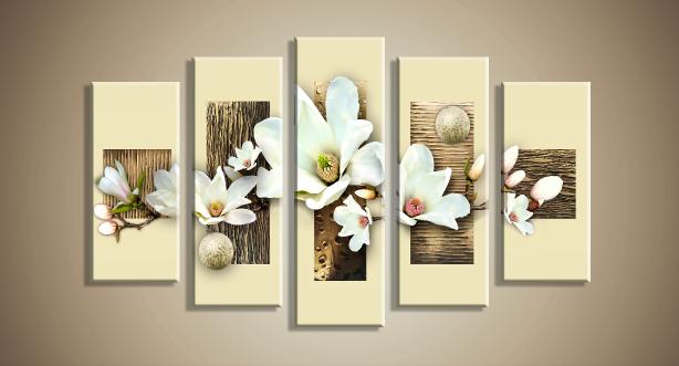 Модульные Цветы 23