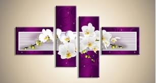 Модульные Цветы 5