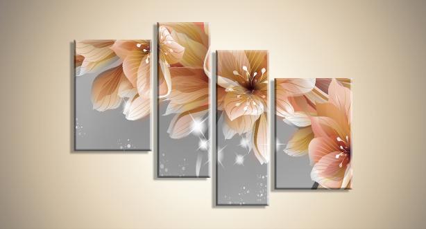 Модульные Цветы 6