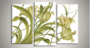Модульные Цветы 73