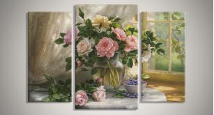 Модульные Цветы 78