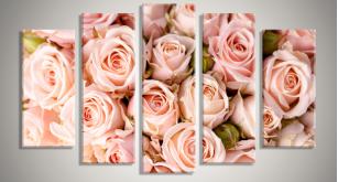 Модульные Цветы 80