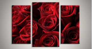 Модульные Цветы 82