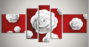 Модульные Цветы 84