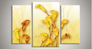 Модульные Цветы 86