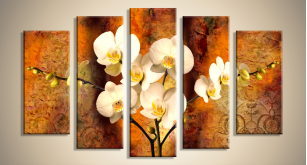 Модульные Цветы 89
