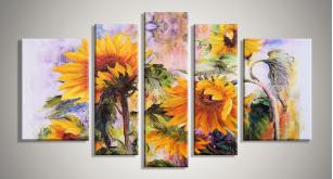 Модульные Цветы 95