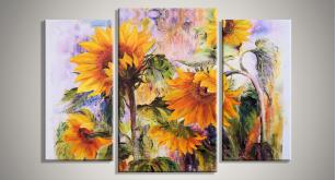 Модульные Цветы 96
