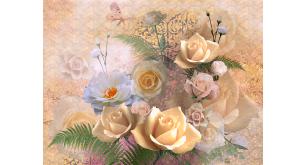 Фотоoбои Цветы 13