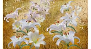 Фотоoбои Цветы 9
