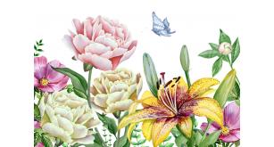 Фотоoбои Цветы 189