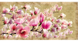 Фотоoбои Цветы 19