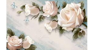 Фотоoбои Цветы 224