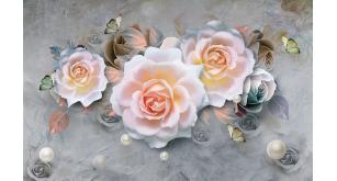 Фотоoбои Цветы 266