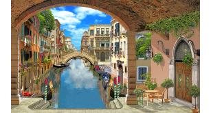 Фотоoбои Италия 1