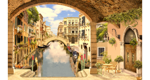 Фотоoбои Италия 2
