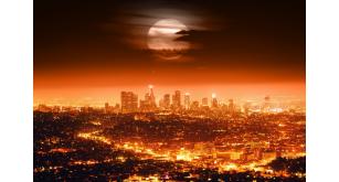 Фотоoбои Ночные города 119