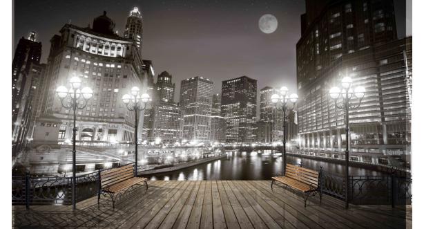 Ночные города 1