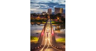 Фотоoбои Ночные города 105