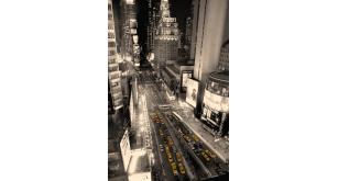 Фотоoбои Ночные города 12