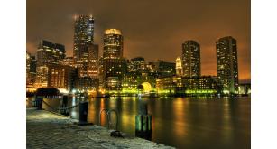 Фотоoбои Ночные города 13