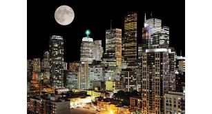 Фотоoбои Ночные города 17