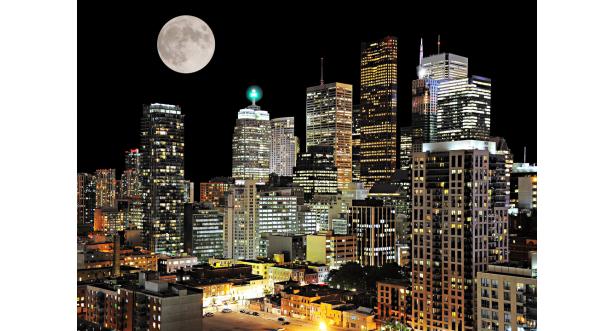 Ночные города 17