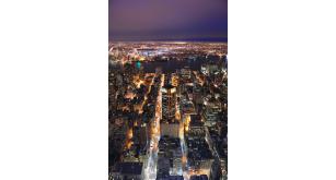 Фотоoбои Ночные города 25