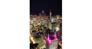 Фотоoбои Ночные города 40