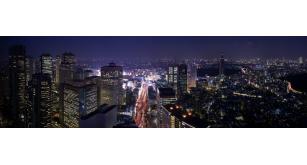 Фотоoбои Ночные города 48