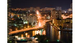 Фотоoбои Ночные города 52