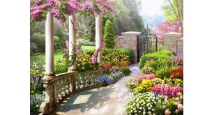 Фотоoбои Парки и сады 160