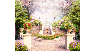 Фотоoбои Парки и сады 138