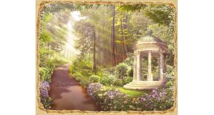 Фотоoбои Парки и сады 14