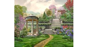 Фотоoбои Парки и сады 2