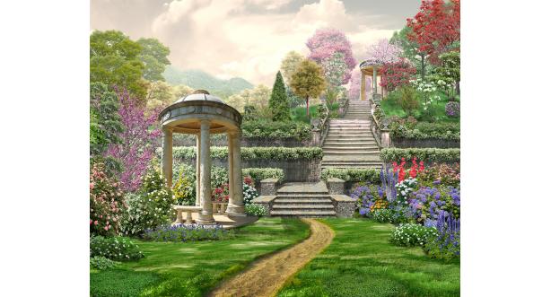 Парки и сады 2