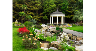 Фотоoбои Парки и сады 89