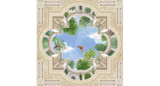 Потолок 10