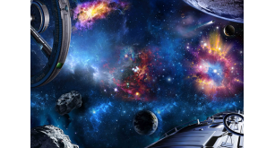 Фотоoбои Космос 9