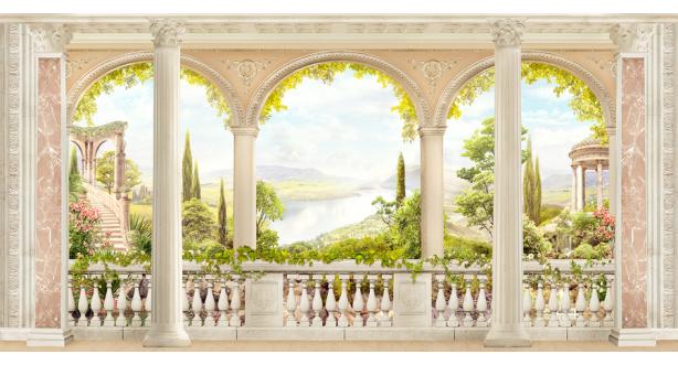 Террасы и арки 182