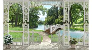 Террасы и арки 12