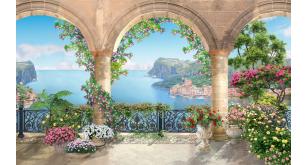 Террасы и арки 3