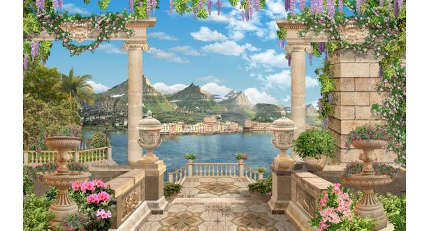 Террасы и арки 4