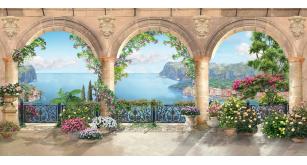 Террасы и арки 5