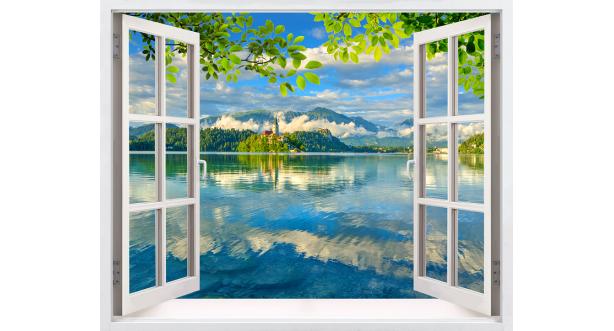 Вид из окна 58